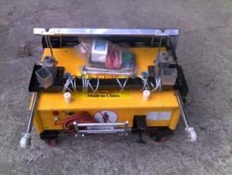 автомат для нанесения штукатурки