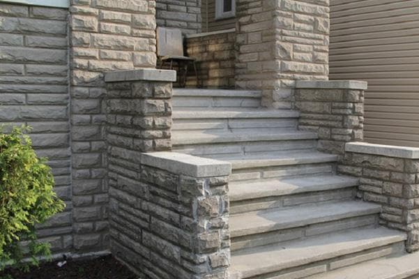 удобная лестница в дом