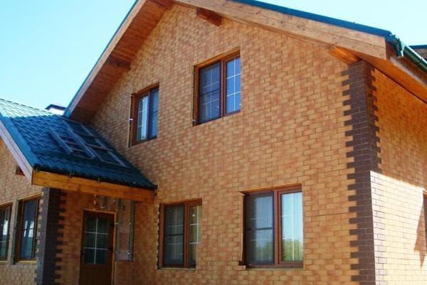 фото панелей для фасада