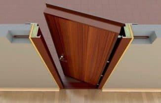 крепление дверной коробки межкомнатной двери
