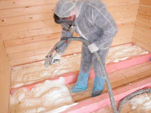 Утепление деревянного дома изнутри - плюсы и минусы, монтаж на примере пенофол и анализ цены