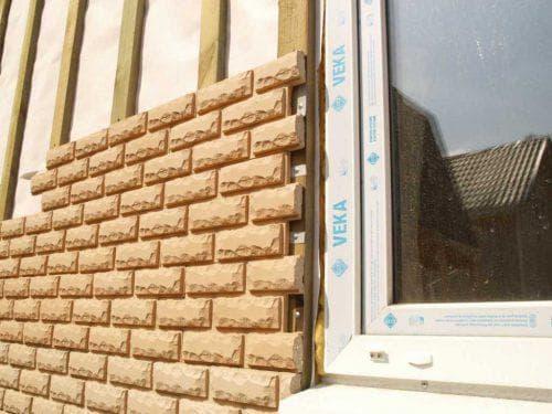 фасадная плитка с металлическими креплениями Московский завод «Кирисс фасад»