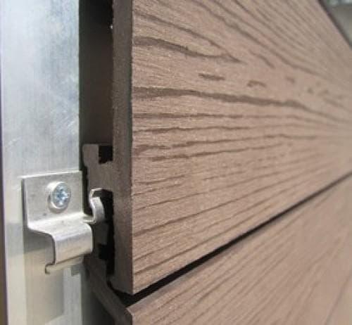 панели из древесного волокна для наружной отделки стен дома