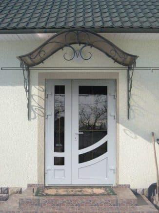 пластиковые двери входные для частного дома цена