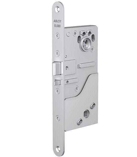 электромеханический замок для алюминиевых дверей
