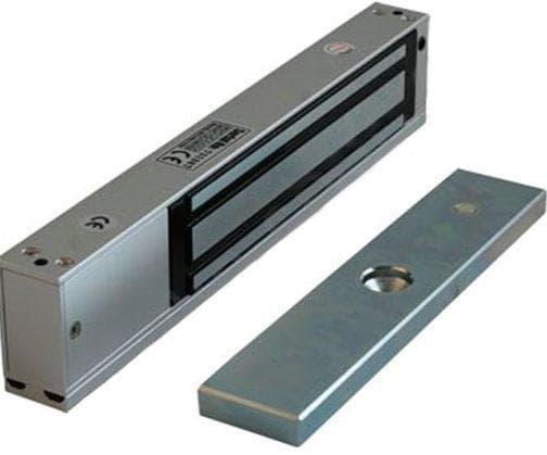 магнитный замок для алюминиевых дверей