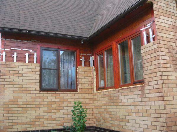 облицовочные панели для фасада дома от Exagres