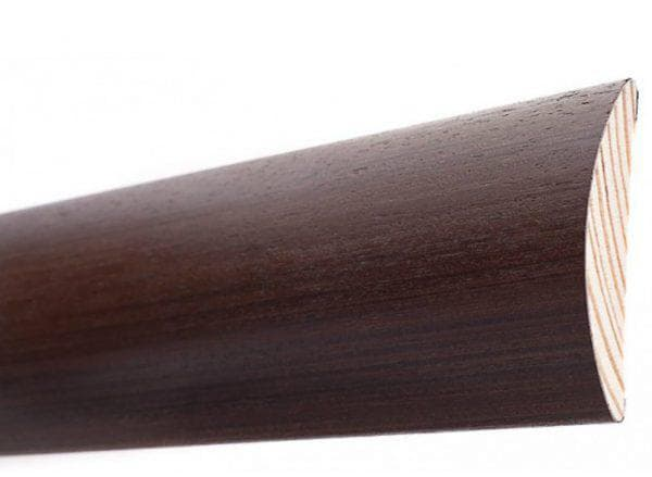 полукруглые деревянные наличники на двери