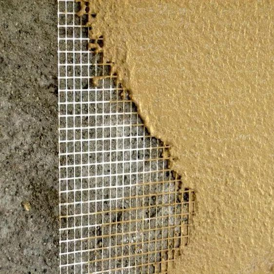 стекловолокно для кирпичной стены