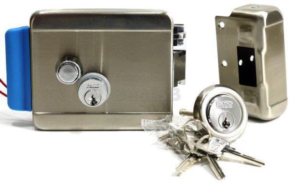 электронный замок на входную дверь Atis Lock SS