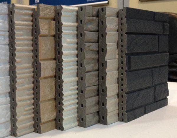 панели из фиброцемента для наружной отделки стен дома
