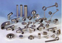 комплектующие для перил из нержавеющей стали