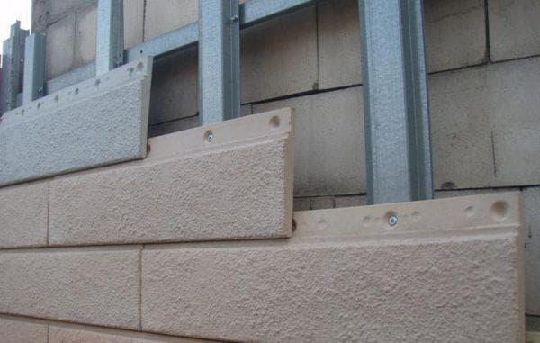 цементный сайдинг для фасадов дома