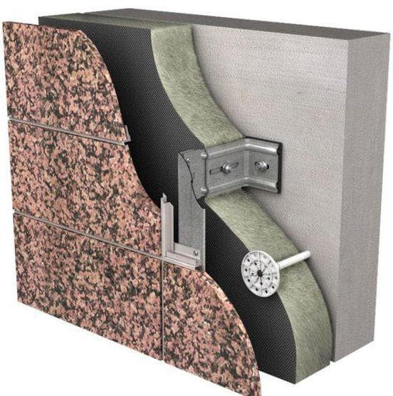 фиброцементные плиты для фасадов Краспан