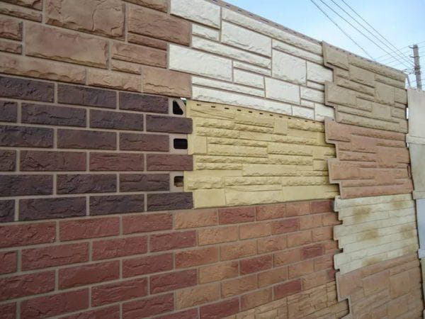 ПВХ панели для наружной отделки стен дома