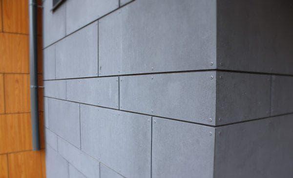 фиброцементные плиты вентилируемые фасады