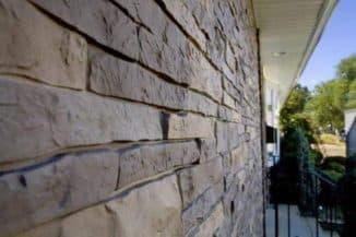 декоративные панели под камень для наружной отделки