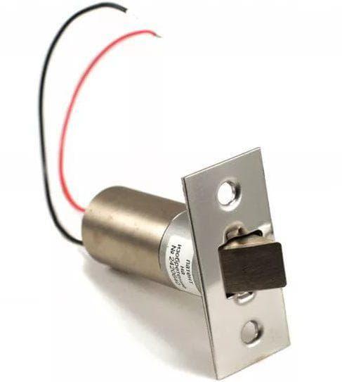 'лектромеханическая защелка невидимка на входную дверь
