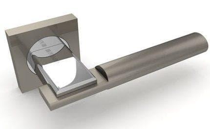 ручки с замком для межкомнатных дверей Esatto