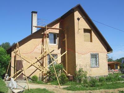 построить дом из панелей
