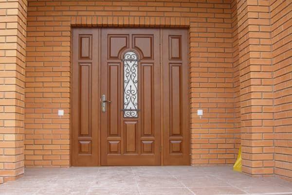 фото утепленных дверей