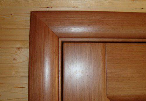 Размеры стандартных дверей с коробкой