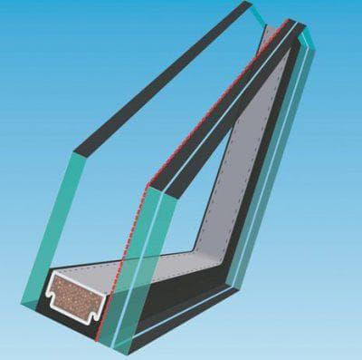 антивандальный стеклопакет