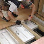 Как и чем утеплить бетонный пол в частном доме