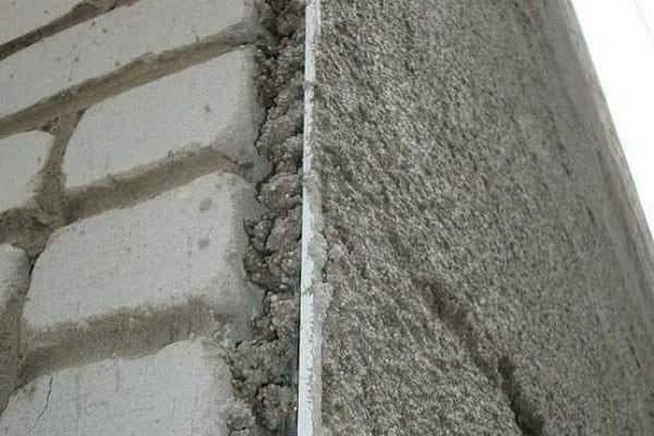 теплая штукатурка для утепления кирпичной стены