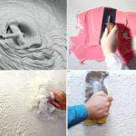 Лучшие способы нанесения декоративной штукатурки
