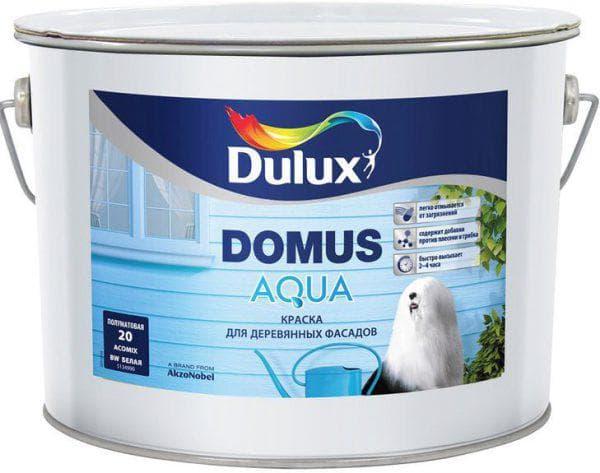 фасадная морозостойкая краска Dulux