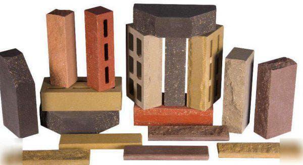 гиперпрессованный облицовочный кирпич для фасада