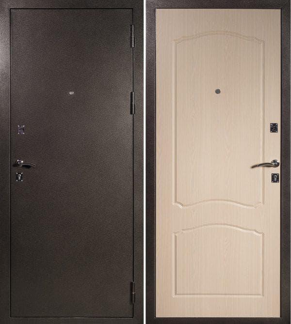 входная металлическая дверь с коробкой Стандарт