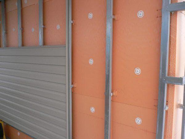 экструдированный пенополистирол для кирпичной стены