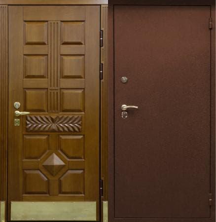входная металлическая дверь VIP