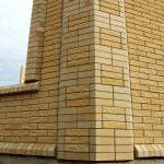 Виды облицовочного кирпича для фасада и варианты кладки