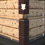 Фасадные панели для наружной отделки частного дома