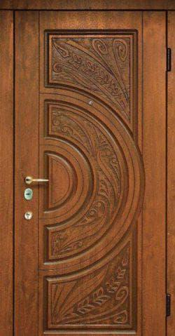 накладка на входную металлическую дверь от Irbis