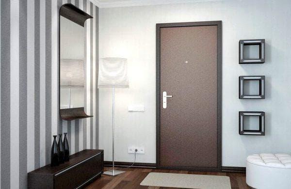 входная металлическая дверь для квартиры