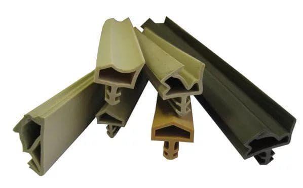 резиновый уплотнитель для межкомнатных дверей