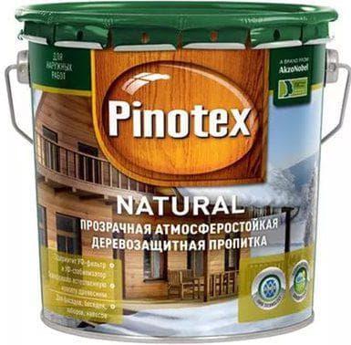 пропитка для дерева для наружных работ Пинотекс
