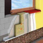Виды материалов для утепления фасада дома